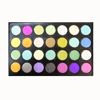 PRO 28 Metallic Majestic Eye shadow Palette