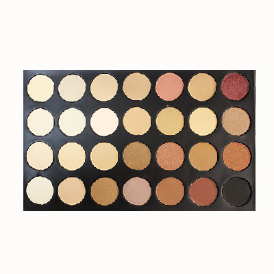 PRO 28 Nude Eye shadow Palette