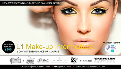 LEVEL 1 / 2: PRO MAKE-UP ARTIST MASTERCLASS