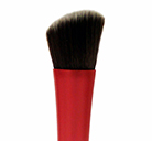 Smoke and Rouge Angled Foundation Brush