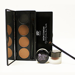 Smoke & Rouge Brow Contour Kit