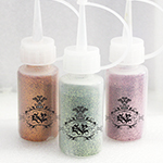 Arabian Henna Glitter Explosions