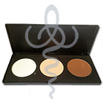 Sculpt Beauty PRO Powder Palette Trio