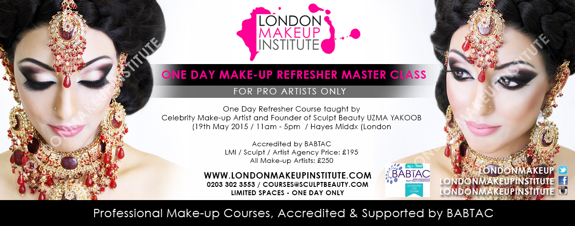 One Day Refresher Makeup Masterclass