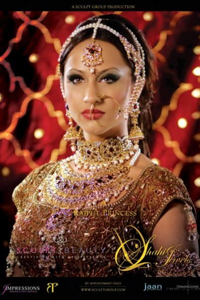 Bollywood Bride